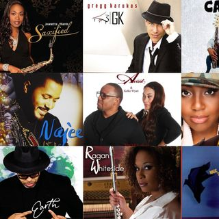 It's Just Simply A Smooth Jazz Session #6 (Genuine Music)