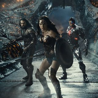 #118: Zack Snyder's Justice League + Falcon and the Winter Soldier debut (with Ken Gartin)