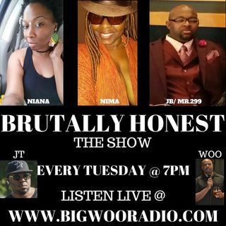 Ep.15: Brutally Honest Show/ Joey Batts with exclusive music