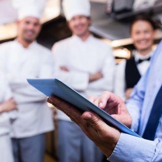 """""""Les restaurateurs privilégient le carnet de rappel papier pour ne pas gérer les questions de sécurité numérique"""""""