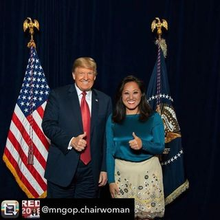 Asian Americans for Trump: Interview with Minnesota's First Asian-American GOP Chairwoman
