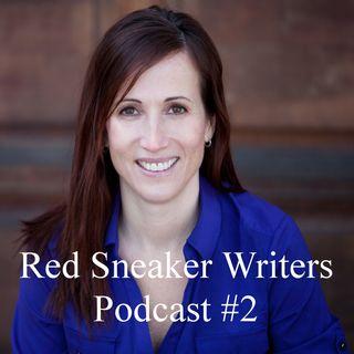 Being a Hybrid Writer with Jess Lourey