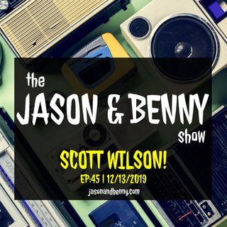 Scott Wilson of Saving Abel