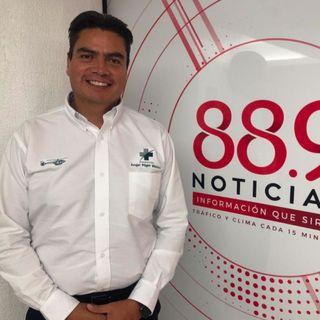 Miguel Ángel Mata Chavéz, Médico Cirujano por la Facultad Mexicana de Medicina de la Universidad La Salle (7 de septiembre 2019)