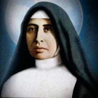Santa Paulina del Corazón agonizante de Jesús