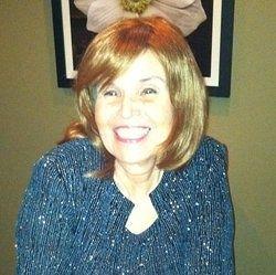 Author Mary Ann Bernal