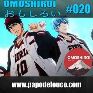 Omoshiroi #020 – Kuroko no Basket