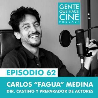 EP62: Dir. Casting y Preparación de actores con FAGUA