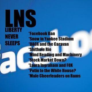Liberty Never Sleeps 04/03/18 Show