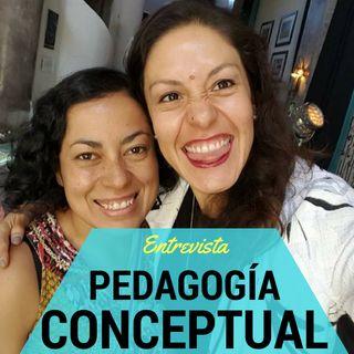Pedagogía conceptual - propuestas pedagógias contemporaneas en LATAM