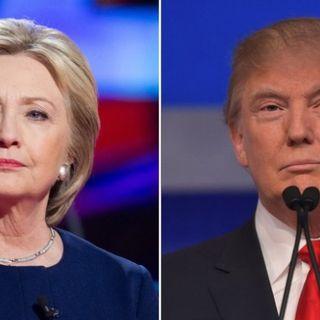 Breakdown of Latest Polls, Trump's Shifting Muslim Ban, Clinton's VP Pick