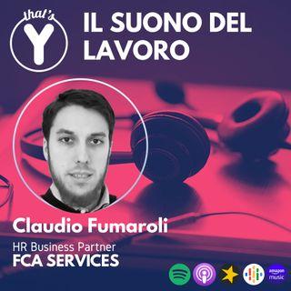 """""""Il Suono del Lavoro"""" con Claudio Fumaroli FCA Service STELLANTIS"""