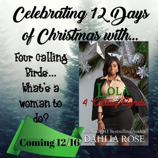 IR Romance Authors Love Journey and Dahlia Rose Interview