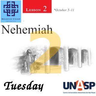 Sabbath School Oct-8 Tuesday