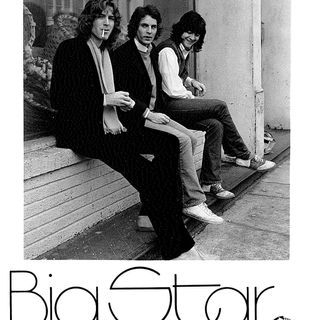 BIG STAR: Ken Stringfellow of The Posies, legendary producer Mitch Easter (REM), and drummer Jody Stephens