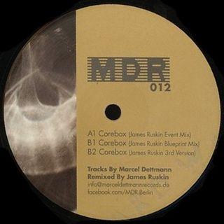 Marcel Dettmann - Corebox (James Ruskin Blueprint Mix)