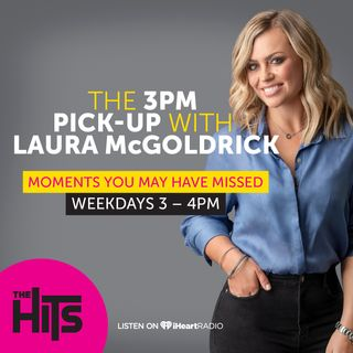 3pm Pick-Up with Laura McGoldrick