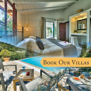 Best 6 Villas In The Paxi