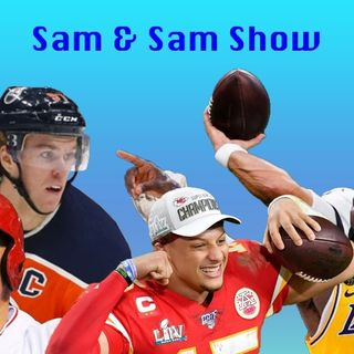 Sam & Sam Show: NFL struggling with COVID-19, Lakers take lead