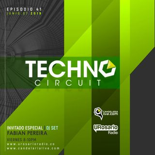 Marc Romboy & Gloria Gaynor - sonando en Technocircuit