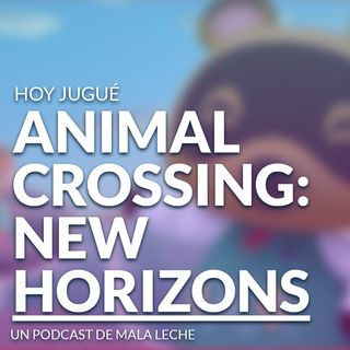 6 - Animal Crossing: New Horizons