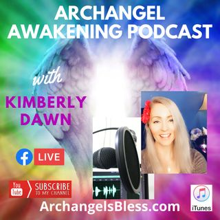 Soul Alignment LIVE Channeled Angel Messages [with Archangel Michael] and the Seraphim Angels Podcast #8