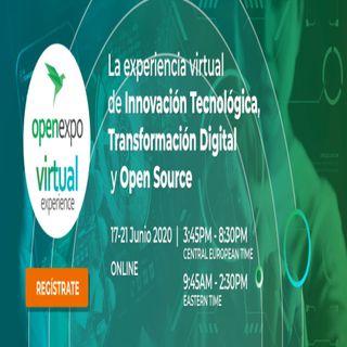OpenExpo Virtual Experience con Philippe Lardy
