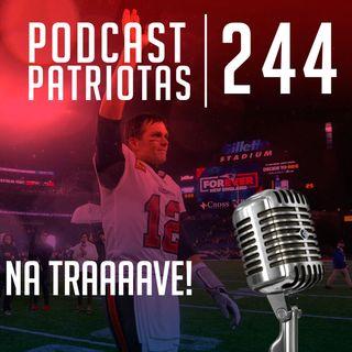 244 - Na traaaave!