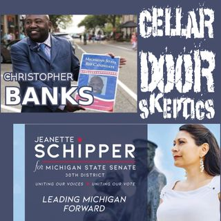 #148: Schipper and Banks Putting the D in Democrat