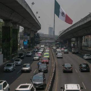 Se mantiene el doble Hoy No Circula en la Ciudad de México