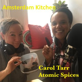 Atomic Spices | A totally smokin' interview with Carol Tarr