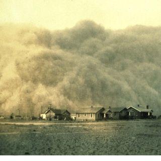 191 - La polvere e quella storia della pelle umana