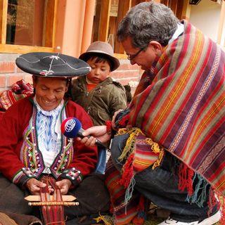 Serie América Entretejida: Capitulo 3: Tiñe la esperanza (Perú-2011)