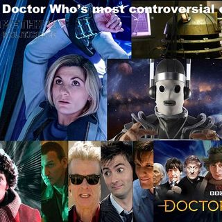 Doctor Who's most controversial episodes