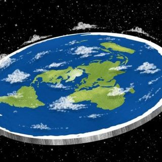 Terra piatta ? vero o falso ?