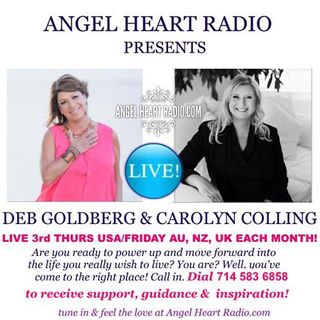 Overwhelmed - Life Happens Everyday - with Deb Goldberg and Carolyn Colling