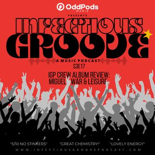 IGP Crew Album Review: Miguel - War & Leisure