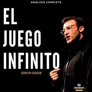 159 - El Juego Infinito (Simon Sinek Nuevo Libro)