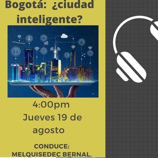 Bogotá, ¿ciudad inteligente?