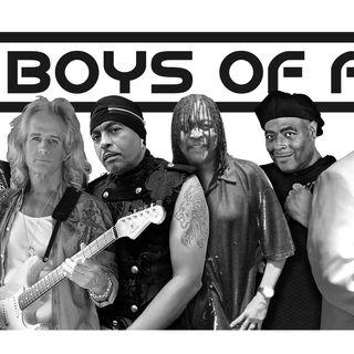 UHIH1ST Feat. Rick Jame's Stone City Band