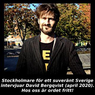 Intervju med David Bergqvist