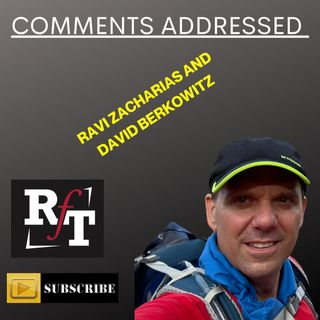 David Berkowitz & Ravi Zacharias - 5:24:21, 7.08 PM