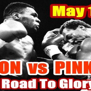Legends of Boxing Show:Guest Former WBC Heavyweight Champion Pinklon Thomas
