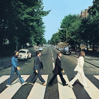 Abbey Road: L'album delle strisce pedonali