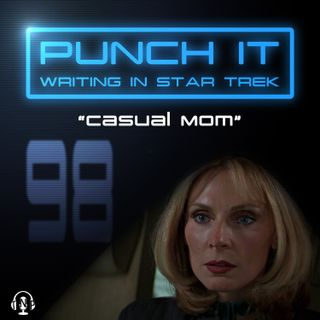 Punch It 98 - Casual Mom
