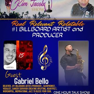 #1 Billboard Artist and Producer Gabriel Bello