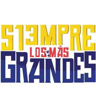 LOS MÁS GRANDES Temporada 4 programa 018. Mayo 22, 2019.