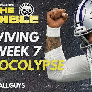 Surviving the Week 7 Byepocalypse - Fantasy Football 2021
