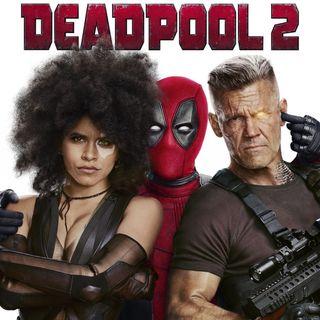 Damn You Hollywood: Deadpool 2 Review