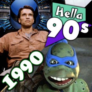 Hella 90s - Movies of 1990 - Ep 006